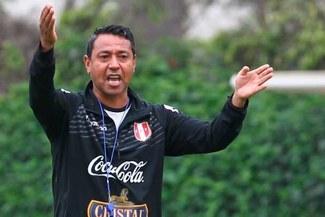 Nolberto Solano anunció la lista de convocados para los amistosos ante Bolivia