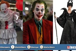 Halloween: Conoce lo mejores disfraces para triunfar en esta terrorífica noche [FOTOS]