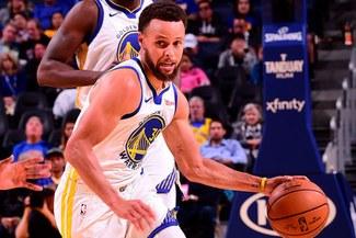 Warriors anuncia que Stephen Curry será baja mínimo 3 meses [VIDEO]