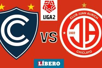¡Toma la punta! Cienciano, de visita, venció 4-2 a Juan Aurich por la Segunda División [RESUMEN Y GOLES]
