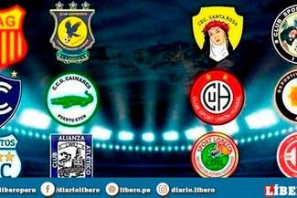 Liga 2 EN VIVO | Resultados y tabla de posiciones de la fecha 21