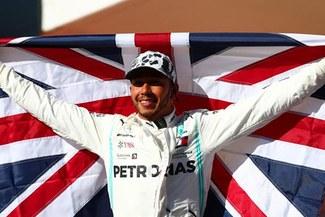 GP EEUU 2019: ¡Lewis Hamilton ganó su sexto título de la Fórmula 1! [VIDEO]