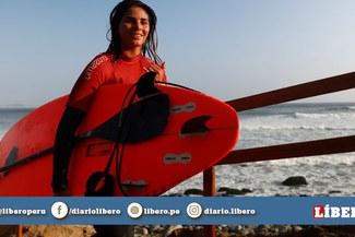 """Vania Torres, medallista de Lima 2019: """"Mi próxima meta es el Mundial ISA"""" [ENTREVISTA Y VIDEO]"""