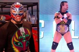 WWE RAW: Rey Mysterio le declara la guerra a Brock Lesnar y NXT ataca de nuevo [VIDEO]