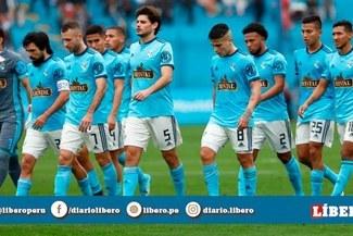 Sporting Cristal y las seis sensibles bajas para enfrentar a Melgar