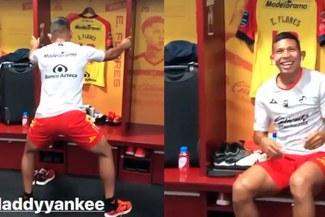 Edison Flores se olvida de la salsa y hace divertido twerking tras victoria del Morelia [VIDEO]