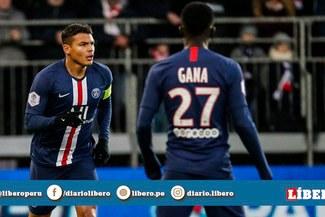PSG venció por 2-1 al Brest con un golazo de Ángel Dí María [VÍDEO Y RESUMEN]
