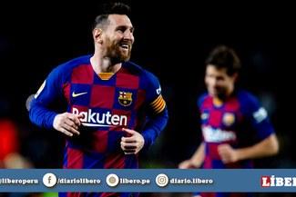 Con triplete de Lionel Messi: Barcelona goleó 4-1 al Celta de Vigo [RESUMEN Y GOLES]