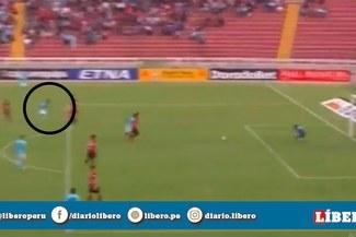 Sporting Cristal vs Melgar: Nilson Loyola anotó el 3-2 celeste en el Clausura [VIDEO]