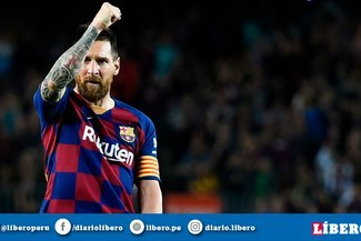 Lionel Messi llegó a los 52 goles de tiro libre en su carrera profesional