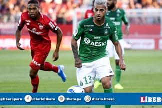 Miguel Trauco integra el once ideal de la fecha 13 de la Ligue 1 | FOTO