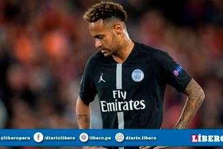 Neymar pasó dos días de fiesta en Barcelona, pese a estar lesionado [VIDEO]