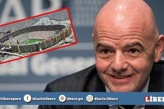 Conmebol afirmó que el presidente de FIFA está invitado a la final de la Libertadores en el Monumental