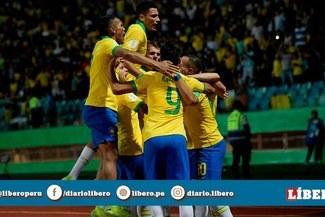 Brasil ganó 2-0 a Italia y avanzó a semifinales del Mundial Sub-17