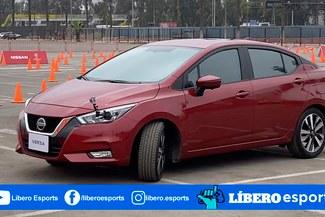 Nissan presentó su nuevo Versa con el sistema Intelligent Mobility