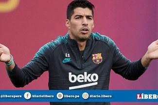 """Luis Suárez pide que le traigan un """"9"""" de sus características"""