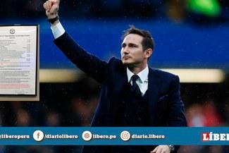 Se filtran las millonarias multas que Frank Lampard puso para los jugadores del Chelsea que incumplen las reglas  [FOTO]