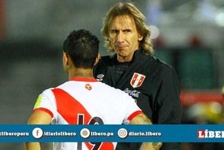 Ricardo Gareca descartó a Yoshimar Yotún para el Perú vs Colombia