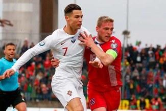 Portugal venció por 2-0 a Luxemburgo con anotación de Cristiano Ronaldo [VIDEO]