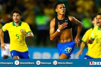 Brasil derrotó 2-1 a México y es el nuevo campeón del Mundial Sub 17 [RESUMEN]