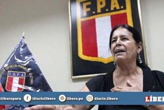 """Marita Letts sobre maltrato a entrenador: """"Los que merecen atención son los atletas"""" [VIDEO]"""