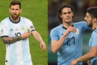 Argentina vs Uruguay EN VIVO: con Lionel Messi y Luis Suárez por el amistoso internacional FIFA | ALINEACIONES