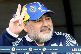 Hincha se tatuó el rostro de Diego Maradona, sin embargo, terminó siendo blanco de memes [FOTOS]