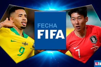 Brasil se impuso 3-0 sobre Corea del Sur en choque amistoso internacional