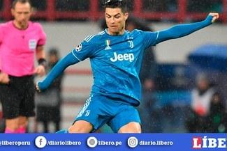 Juventus vs Atlético de Madrid EN VIVO ONLINE: con Cristiano Ronaldo por la Champions League