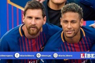 """Lionel Messi se confiesta ante Neymar: """"En dos años me iré y ocuparás mi lugar"""""""