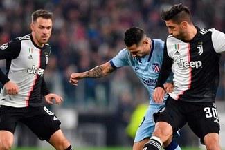 Juventus venció 1-0 a Atlético Madrid por la jornada 5 de la Champions League