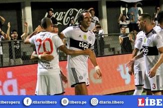 Olimpia venció 1-0 Capiatá por la fecha 19 de la Liga de Paraguay [RESUMEN]