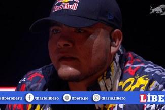 Batalla de Gallos 2019: Aczino lloró tras perder ante Valles-T por las semifinales