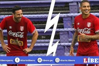 """¿Se alejaron? Claudio Pizarro sobre amistad con Paolo Guerrero: """"No tenemos la misma relación"""" [VIDEO]"""