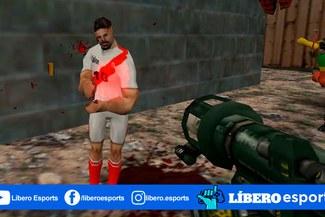 'Claudio Pizarro' es recreado en Half-Life y así podrás jugar con el