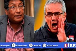 """Raúl Leguía: """"Gregorio Pérez está muy bien enterado del fútbol peruano"""" [VIDEO]"""