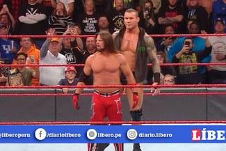 WWE RAW: continúa la rivalidad entre Randy Orton y AJ Styles