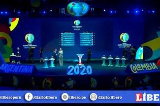 Copa América 2020: Revisa el fixture completo de las Zonas Norte y Sur en Argentina-Colombia [VIDEO]