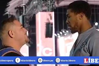 Andy Ruiz y la millonaria cifra que se llevará a casa por pelear con Anthony Joshua [VIDEO]