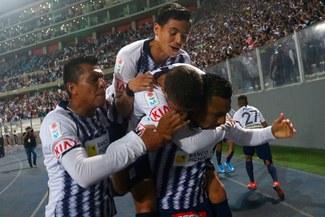 Alianza Lima clasificó a la final de la Liga 1 Movistar tras empatar 1-1 ante Cristal