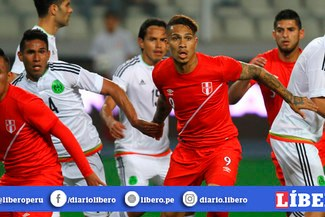 Selección Peruana disputará amistoso con México el próximo año [FOTO]