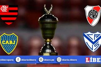 Conmebol ratifica a los equipos que estarán en la Supercopa Sudamericana 2020 [FOTO]