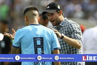 """Manuel Barreto: """"Les dije a mis jugadores que el fútbol les tiene una deuda y se las va a pagar"""""""
