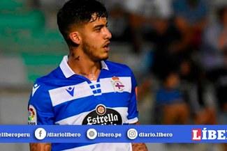 ¡Quiere volver! Beto da Silva fue convocado al primer equipo de Deportivo La Coruña [FOTO]