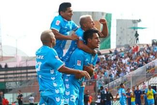 Llacuabamba le dio vuelta y ganó 2-1 a Chavelines en Cuadrangular de Ascenso