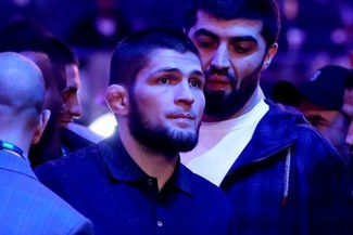 Nadie se lo quiere perder: Khabib Nurmagomedov presente para ver la pelea entre Joshua vs. Ruiz