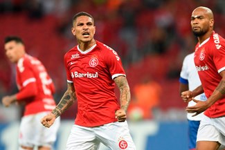 Internacional 0-1 Atletico Mineiro EN VIVO: Paolo Guerrero es titular en la última fecha del Brasileirao