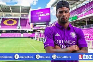 Carlos Ascues queda libre: así lo despidió el Orlando City de la MLS [VIDEO]