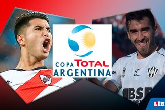 River Plate goleó 3-0 a Central Córdoba y es campeón de la Copa Argentina