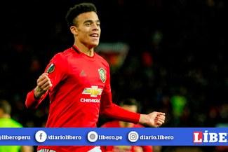 Manchester United aplastó 4-0 al AZ Alkmaar y acabó líder en su grupo de la Europa League [RESUMEN Y GOLES]